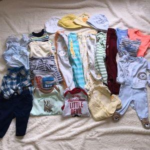 Newborn winter bundle